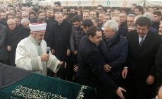 İTO Başkanı İbrahim Çağlar, Son Yolculuğuna Uğurlandı
