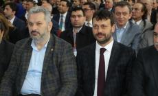 Ak Parti Zeytinburnu'nda görev dağılımı yapıldı