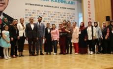 AK PARTİLİ'li Kadınlar Erdoğan'ı Başkan Yapacağız Dedi