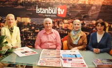 A9 TV'den İstanbul Times TV'ye Ziyaret