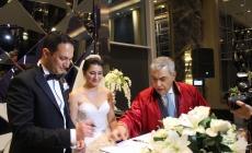Yılın Düğünü Özgür ve Selen'in Oldu