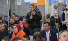 Yeşiltepe'de Arısoy'a Davul ve Zurnalı Karşılama