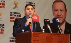 Hakan Güler'in aday tanıtım toplantısı muhteşem oldu