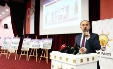 Lokman Çağırıcı, Bağcılar'a değer katacak projelerini anlattı