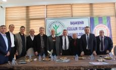 Rize Derneği Başkan Gündoğdu,Hasan Kartal'ı Bağrına Bastı