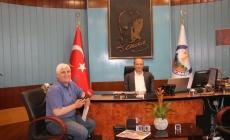 Başkan Hançerli İstanbul Times'ın Konuğu Oldu