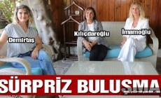 Kılıçdaroğlu, İmamoğlu ve Demirtaş'tan sürpriz buluşma