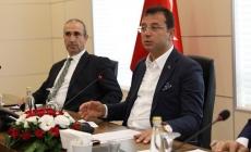 İstanbul'un belediye başkanları 'ortak masada' buluştu