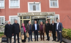 Muhtarlar İHE Yönetim Kurulu Başkan Vekili Özgen Nama'yı Ziyaret Etti