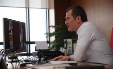 Başkan Arısoy Dijital olarak Belediye'yi yönetiyor