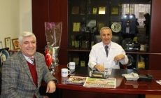 Op. Dr. Hüseyin Urlu: Biz de Avrasya Hastanesi olarak ''EVDE KAL TÜRKİYE DİYORUZ'' Dedi…