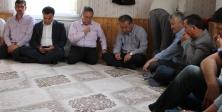 MHP'li Ahad Andican Kazak Vakfını ziyaret etti