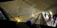 Dünyanın en uzun tüneli yarın açılıyor