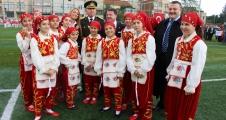 Zeytinburnu' nda 29 Ekim Cumhuriyet bayramına görkemli kutladı