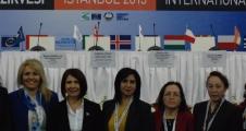 'Kadın Belediye Başkanları Zirvesi'