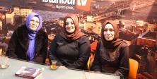 Erbakan Vakfı'nın Kadınları Hizmet İçin Çalışıyor