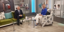 Opr.Dr.Hüseyin Urlu Cem Tv de canlı yayın konuğu