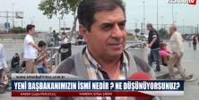 İstanbul Times Tv Sokak Söyleşilerinde Konu yeni Hükümet oldu