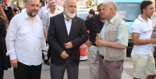 Zeytinburnu SP Önce Tatlı Sonra Oy dedi