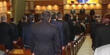 İBB' Meclisinden hayatını kaybedenlere Saygı durusu