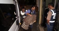 İtfaiye operasyonunda 5 tutuklama
