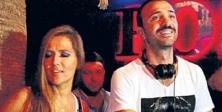 Demet Akalın'ın Tır'cı eşi DJ oldu