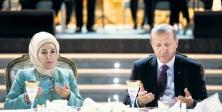 Erdoğan,Saray'ı Gören Yabancılar Burası Büyük Devlet Diyorlar Dedi