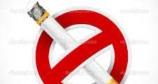 Açık alanda Sigara Yasaklanacak