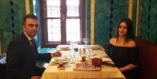 Atatürk'ün Tercihi Pandeli Restoran!