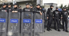 Yollar kapatıldı, polis izinleri iptal