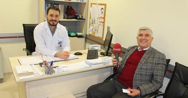Uzm.Dr.Galip Arda Pelen KBB ve Boyun Cerrahisini anlattı