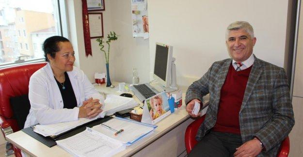 Uzm.Dr.Şenay Sıldır:  Aşırı Kilo Sağlık için iyi değil