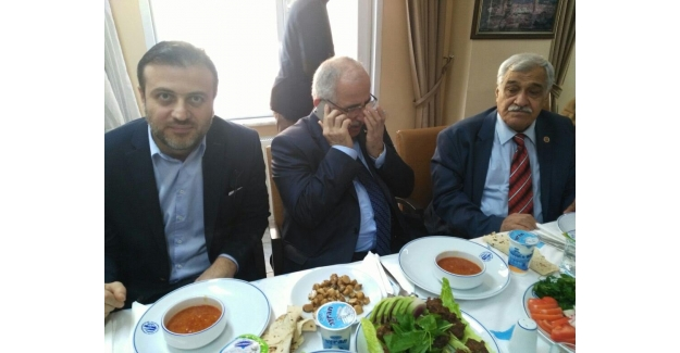 Vali Tuna, Viranşehirlilere sürpriz yaptı