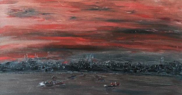 VENÜS Sanat Galerisi sezonu yine 'İSTANBUL' ile açıyor