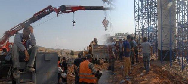 Viyadük inşaatındaki işçilerden acı haber: 4 ölü