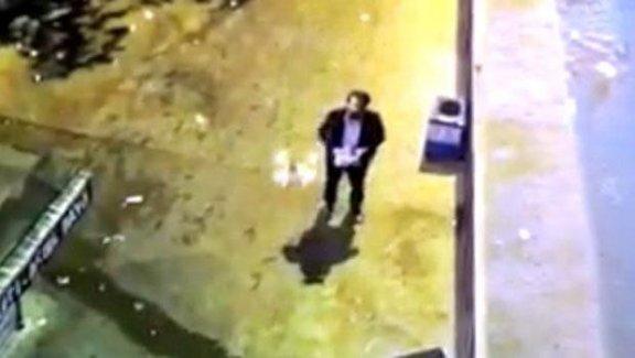 Yakalanan droncu ifade verdi, serbest kaldı
