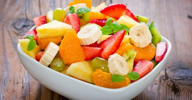 Yapılan Araştırmaya Göre Günde 10 Adet Meyve ve Sebze Yemek Ömrü Uzatıyor