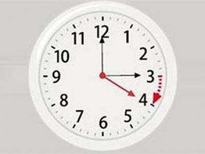 Yarın gece saatleri ileri almayı unutmayın