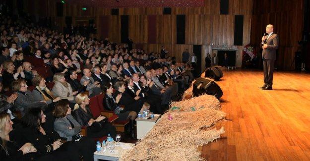 Yaşar Kemal Ölümünün 2.Yılında anıldı