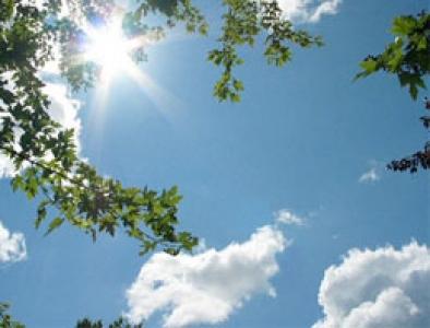 Yeni hafta için sıcak hava müjdesi