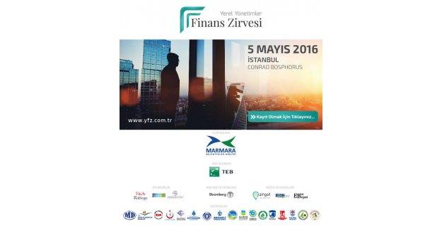 Yerel Yönetimler Finans Zirvesi İçin Geri Sayım Başladı