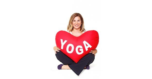 Yoga ile kalbinizi dinlendirin