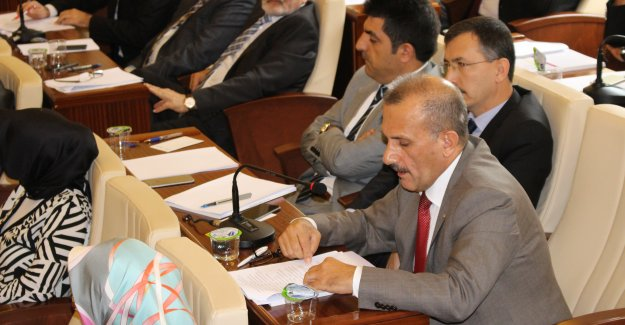 Zeytinburnu Belediye Meclisi 335 milyonluk bütçeyi onayladı