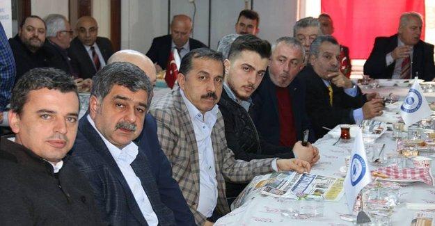 Zeytinburnusporlular Derneği'nin, 25. Yılı Kahvaltısına Büyük İlgi!