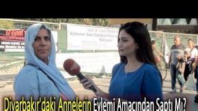 Diyarbakır'daki Annelerin Eylemi Amacından Saptı Mı?