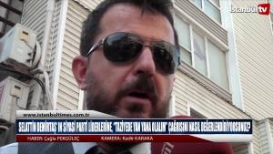 Selaattin Demirtaş' ın Siyasi Parti Liderlerine Çağrısını Nasıl Değerlendiriyorsunuz?