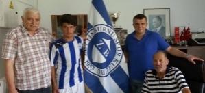 Ahmet Akbaba Zeytinburnuspor'da