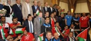 Ak Parti Spor adamlarını bir araya getirdi