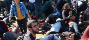 Ankara'da patlama: En az 30 kişi hayatını kaybetti