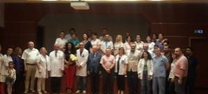 Avrasya Hospital Ailesi Kurban Bayramını hastanede kutladı!..